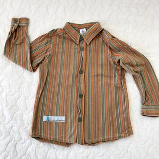 プチバトー(PETIT BATEAU)のプチバトー 94cm  カットソーシャツ(Tシャツ/カットソー)