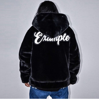 Supreme - example fur jacket