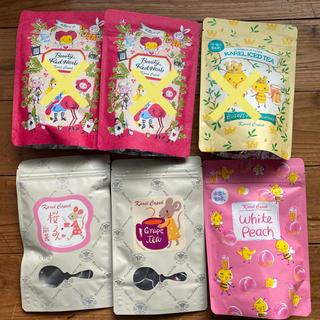 ルピシア(LUPICIA)の未開封 カレルチャペック紅茶店 紅茶3袋セット(茶)