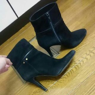 DIANA - ダイアナ ショートブーツ ブーツ スエード 23