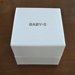 ベビージー(Baby-G)のVanhaikc様専用☺️箱(BABY-G)(腕時計)