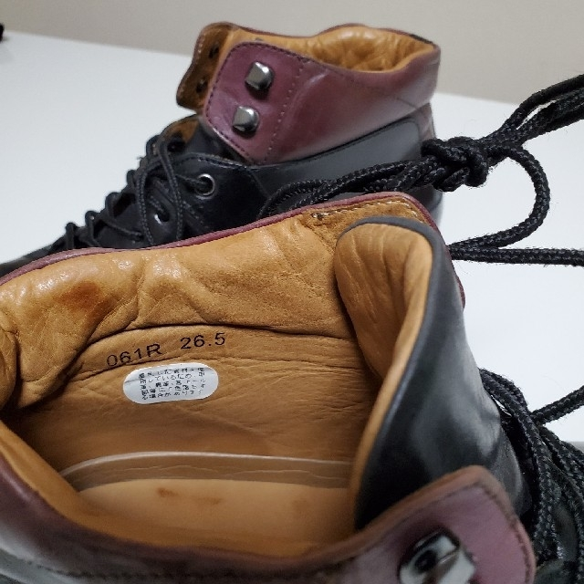 REGAL(リーガル)の専用リーガル 26.5cm メンズの靴/シューズ(ブーツ)の商品写真
