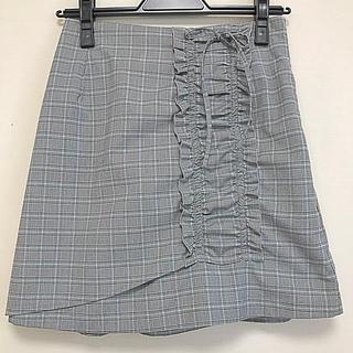 マジェスティックレゴン(MAJESTIC LEGON)のマジェスティックレゴン チェックスカート ミニスカート  スカート チェック(ミニスカート)