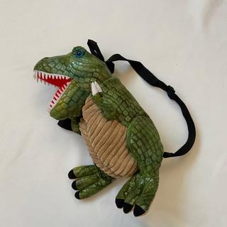 恐竜 ダイナソー ぬいぐるみ  リュック  リュックサック