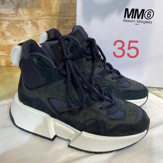 Maison Martin Margiela - MM6 Maison Margiela 2019年秋冬新作 スニーカー  35