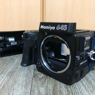マミヤ(USTMamiya)のMamiya マミヤ 645 Super フィルムバック 120 220 中判(フィルムカメラ)