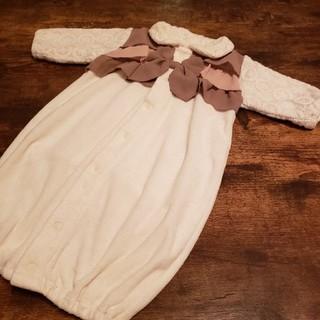 Nishiki Baby - ニシキ ベビードレス セレモニードレス ロンパース 50-60