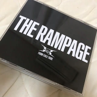 THE RAMPAGE - THE RAMPAGE 1stアルバム(DVD付)