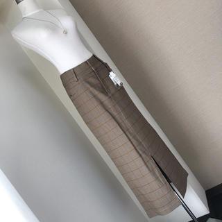 SCOT CLUB - 新品スコットクラブ 綺麗目ストレッチ ロングスカート