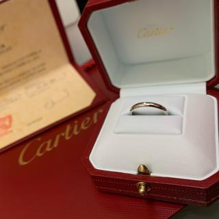 カルティエ(Cartier)のカルティエ新品未使用 ウェディングリング50(10号)(リング(指輪))