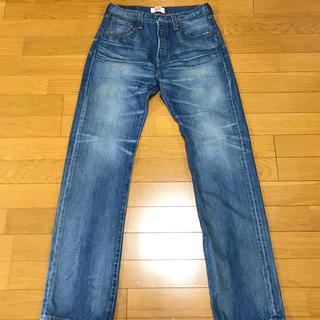 Levi's - Levi's ジーンズ501 straight leg button-fly