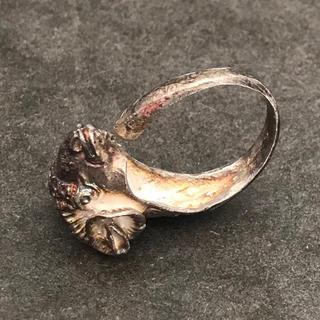 羊のシルバーリング 送料無料(リング(指輪))