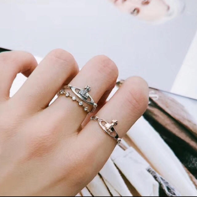 Vivienne Westwood(ヴィヴィアンウエストウッド)のリング レディースのアクセサリー(リング(指輪))の商品写真