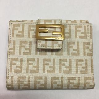 FENDI - フェンディ  折り財布
