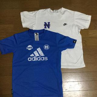 adidas - adidas、NIKE  150cm 半袖Tシャツ 中古