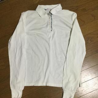 ELLE - ELLE 長袖ポロシャツ 165cm