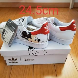 adidas - adidas アディダス スーパースター ミッキー マウス 24.5cm