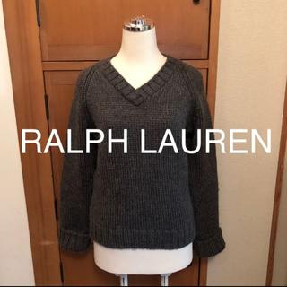Ralph Lauren - RALPH LAUREN ラルフローレン ニット セーター Vネック