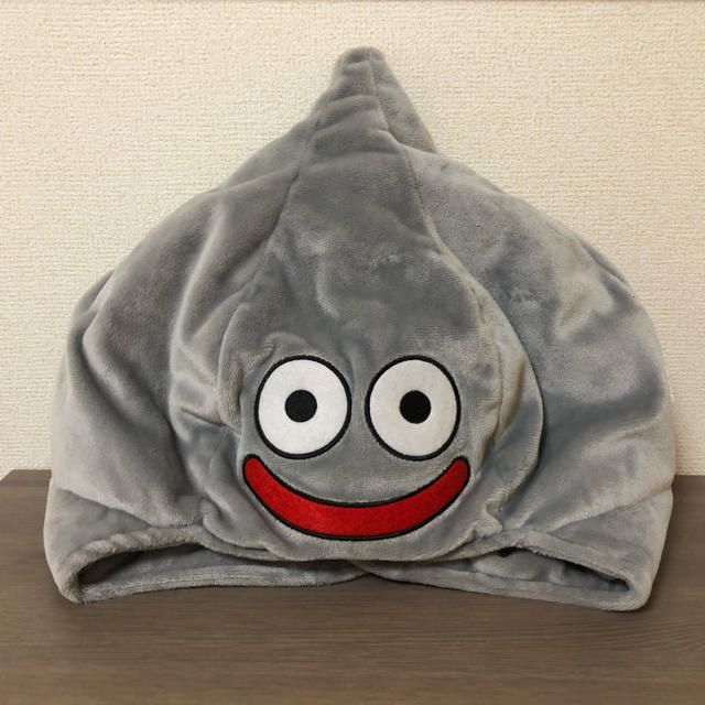 SQUARE ENIX(スクウェアエニックス)のスライム 被り物 着ぐるみ コスプレ エンタメ/ホビーのおもちゃ/ぬいぐるみ(キャラクターグッズ)の商品写真