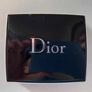 クリスチャンディオール(Christian Dior)のサンプル品 ディオール サンク クルール 茶色系 アイシャドー(アイシャドウ)