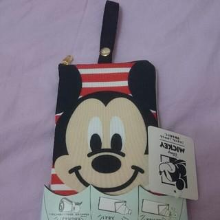 ミッキーマウス - 新品🍀ディズニー🍀ミッキー&ミニー🍀マルチケース(ボトルや傘など収納)
