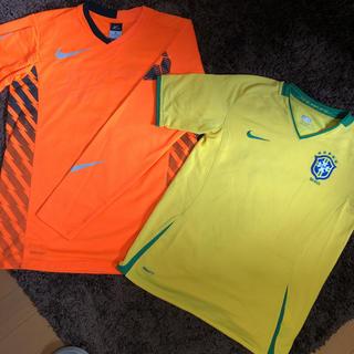 NIKE - NIKE NFTB ブラジル代表 ロンT