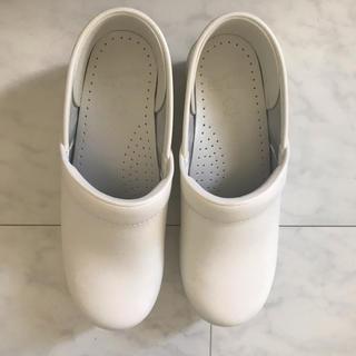 dansko - ダンスコプロフェッショナル ホワイト38