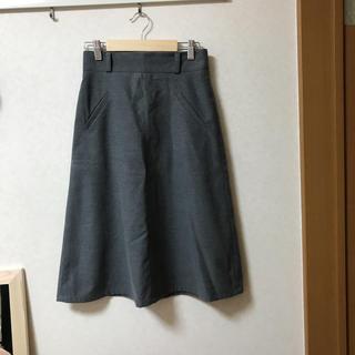 マジェスティックレゴン(MAJESTIC LEGON)の台形スカート(ひざ丈スカート)