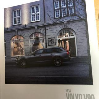 ボルボ(Volvo)のVOLVO V90 /V90cross contryカタログ(カタログ/マニュアル)