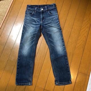 EDWIN - EDWINジーンズ120cm♡