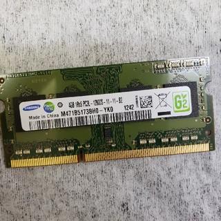 SAMSUNG - 1枚 x Samsung サムスン 4GB DDR3 ノートパソコン用メモリ