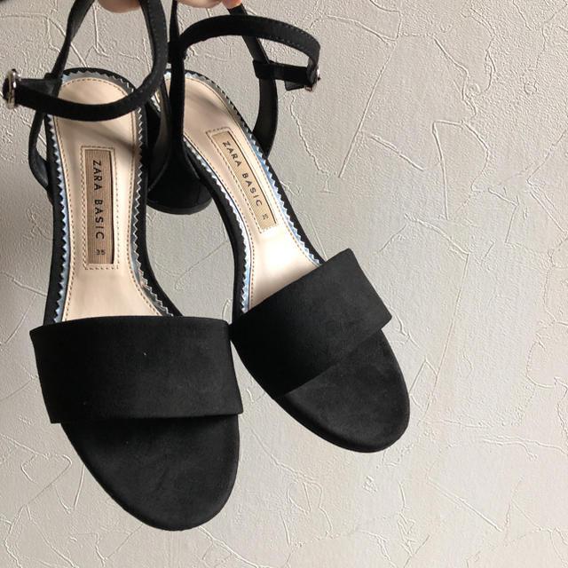 ZARA(ザラ)のZARA ヒール レディースの靴/シューズ(ハイヒール/パンプス)の商品写真