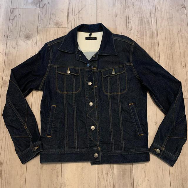 RAGEBLUE(レイジブルー)のデニムジャケット Gジャン メンズのジャケット/アウター(Gジャン/デニムジャケット)の商品写真