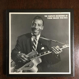 The Complete Recordings of T-Bone Walker(ブルース)