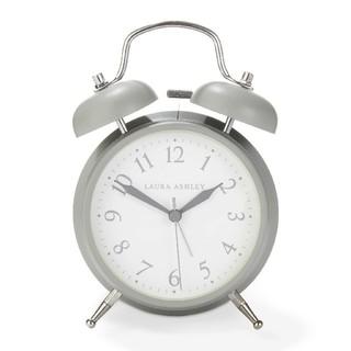 LAURA ASHLEY - セール☆ローラアシュレイ 目覚まし時計 グレー