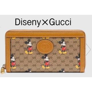 Gucci - 【 GUCCI】グッチ×ディズニーコラボ★長財布★新作