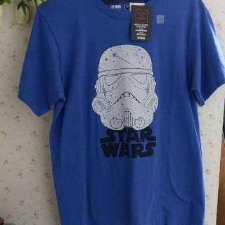 ユニクロ(UNIQLO)の新品未使用★スター・ウォーズのシャツ(Tシャツ/カットソー(半袖/袖なし))