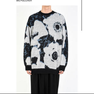 LAD MUSICIAN - BIG PULLOVER 19aw 花柄