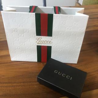 Gucci - 【GUCCI】空き箱&紙袋