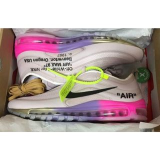 NIKE - 25cm~29cm NIKE AIR MAX 97 OFF-WHITE