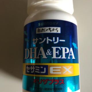サントリー(サントリー)の値下げしました!サントリー自然のちから DHA&EPA+セサミンEX(ビタミン)