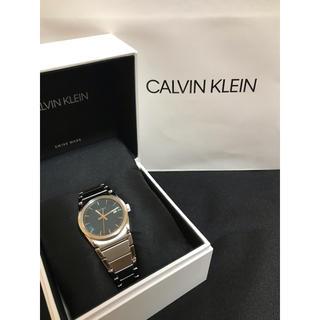 カルバンクライン(Calvin Klein)のCALVIN KLEIN カルバンクライン 新品未使用 腕時計 保証付き(腕時計)