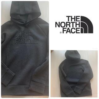 THE NORTH FACE - ノースフェイス チャコールグレー  パーカー