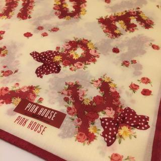 PINK HOUSE - 新品 ピンクハウス ハンカチ