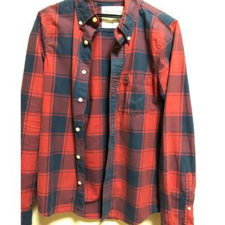 Abercrombie&Fitch - アバクロシャツ【正規店舗購入.美品.最終価格】