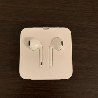 アップル(Apple)のApple イヤホン 正規品(ヘッドフォン/イヤフォン)