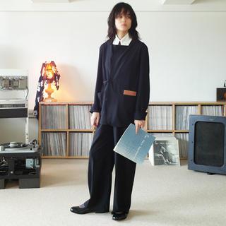 SUNSEA - 【SUNSEA】SNM-Blue Jacket