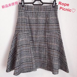 Rope' Picnic - 【新品未使用】1/21まで値下げ♡ロペピクニック♡スカート♡チェック