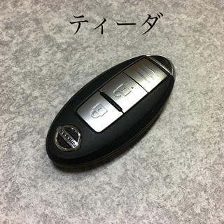 日産 - NISSAN 日産 ティーダ C11 スマートキー インテリジェントキー