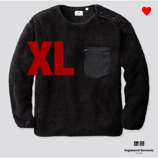 Engineered Garments - 【XL】ユニクロ  フリースプルオーバーエンジニアドガーメンツUNIQLOユー
